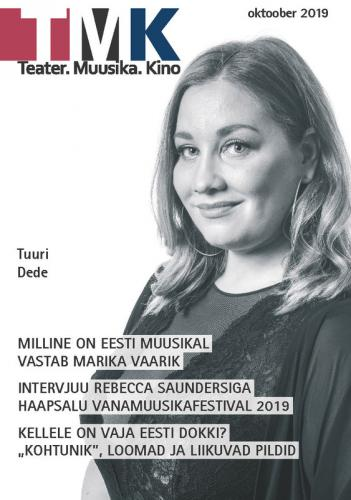 Teater.Muusika.Kino 2019/10