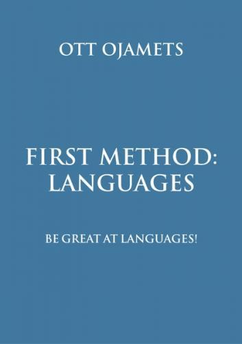 First method – languages
