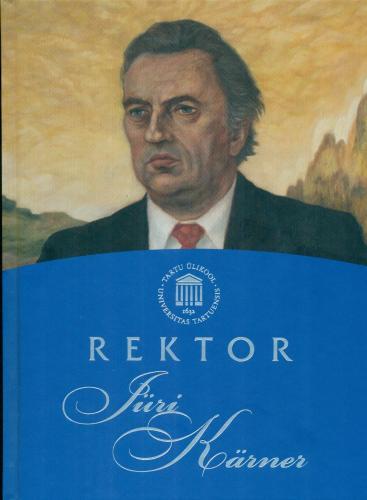 Rektor Jüri Kärner