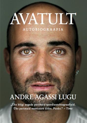 Avatult. Andre Agassi lugu