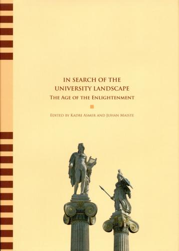 In Search of the University landscape: The Age of the Enlightenment