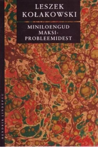 Miniloengud maksiprobleemidest