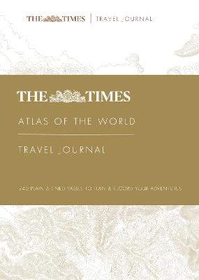 Times Atlas of the World Travel Journal