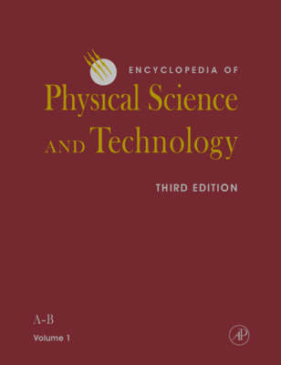 Encyclopedia of Physical Science and Technology 3rd edition, v. 1-18