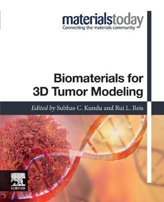 Biomaterials for 3D Tumor Modeling