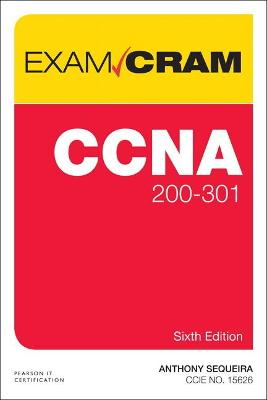 CCNA 200-301 Exam Cram 6th edition
