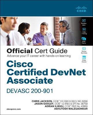 DevNet Associate DEVASC 200-901 Official Certification Guide