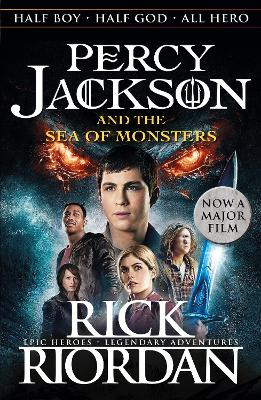 Percy Jackson and the Sea of Monsters (Book 2), Bk. 2