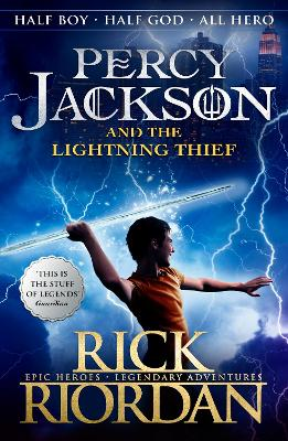 Percy Jackson and the Lightning Thief (Book 1), Bk. 1