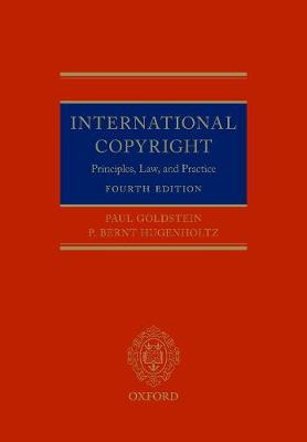 International Copyright: Principles, Law, and Practice 4th Revised edition