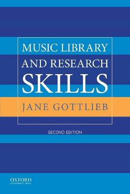 Music Library and Research Skills 2nd