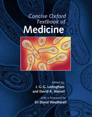 Concise Oxford Textbook of Medicine illustrated edition