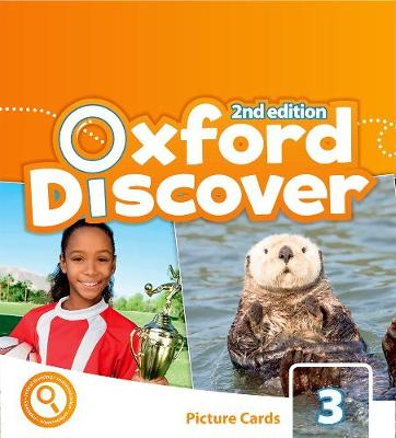 Oxford Discover: Level 3: Picture Cards 2nd Revised edition