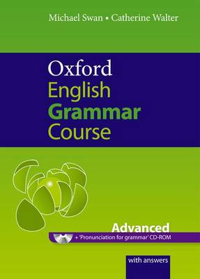 Oxford English Grammar Course: Advanced: with Answers CD-ROM Pack: Forthcoming