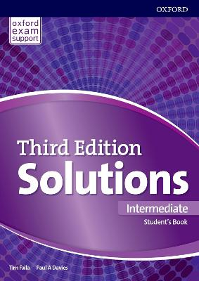 Solutions: Intermediate: Student's Book: Leading the way to success 3rd Revised edition