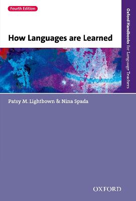 How Languages are Learned 4th Revised edition
