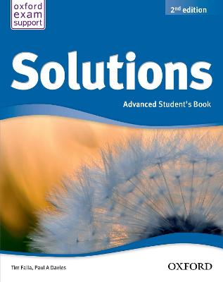 Solutions: Advanced: Student's Book 2nd Revised edition