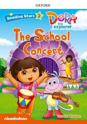 Reading Stars: Level 2: The School Concert