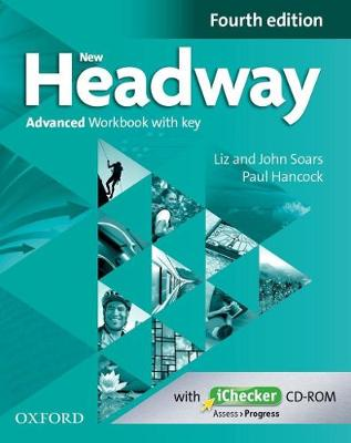 New Headway: Advanced C1: Workbook plus iChecker with Key: The world's most trusted English course 4th Revised edition