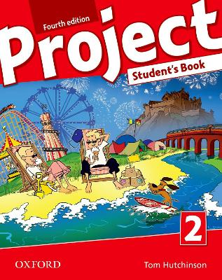 Project: Level 2: Student's Book New edition