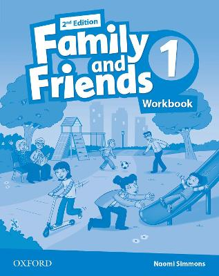 Family and Friends: Level 1: Workbook 2nd Revised edition