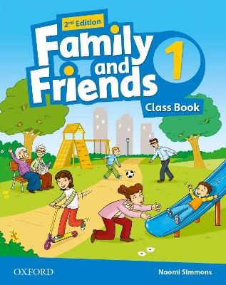 Family and Friends: Level 1: Class Book 2nd Revised edition