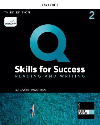 Q: Skills for Success: Level 2: Reading and Writing Student Book with iQ   Online Practice 3rd Revised edition