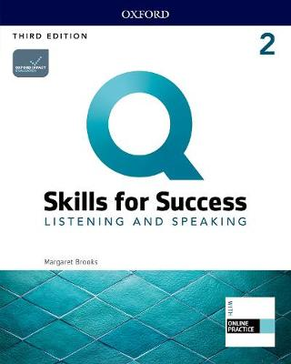 Q: Skills for Success: Level 2: Listening and Speaking Student Book with iQ   Online Practice 3rd Revised edition