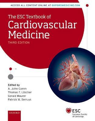ESC Textbook of Cardiovascular Medicine 3rd Revised edition