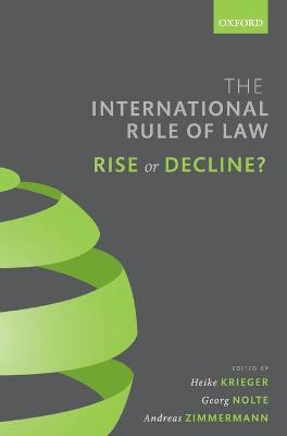 International Rule of Law: Rise or Decline?