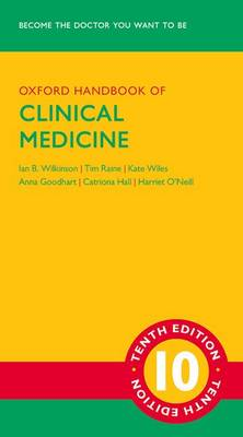 Oxford Handbook of Clinical Medicine 10th Revised edition