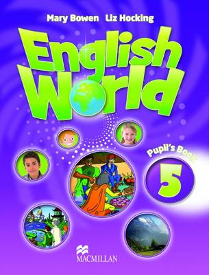 English World 5 Pupil's Book: Student Book
