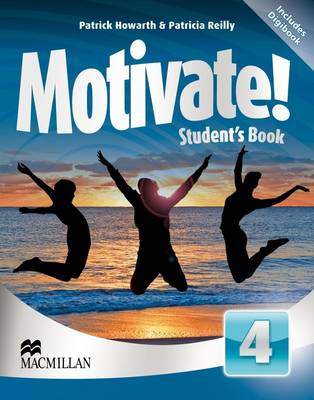 Motivate! Level 4 Student's Book CD Rom Pack 2013th edition