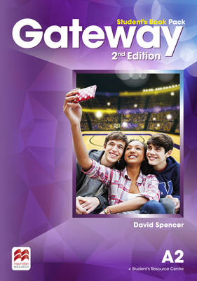 Gateway 2nd edition A2 Student's Book Pack 2nd Revised edition