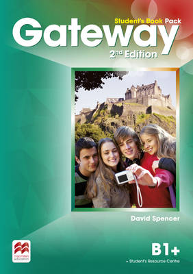 Gateway 2nd edition B1plus Student's Book Pack 2nd edition