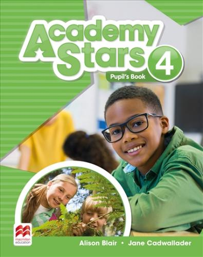 Academy Stars Level 4 Pupil's Book Pack