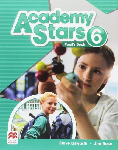 Academy Stars Level 6 Pupil's Book Pack