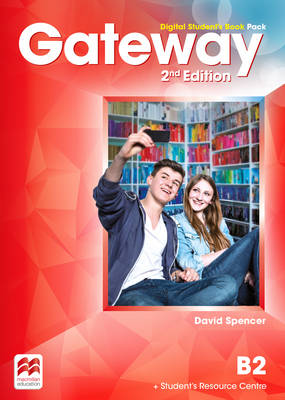 Gateway 2nd edition B2 Digital Student's Book Pack 2nd edition
