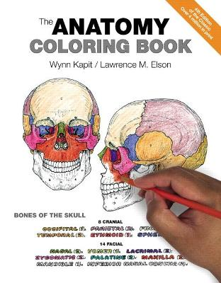 Anatomy Coloring Book 4th edition