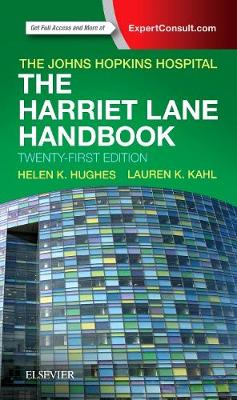 Harriet Lane Handbook: Mobile Medicine Series 21st Revised edition