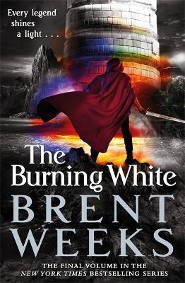Burning White: Book Five of Lightbringer