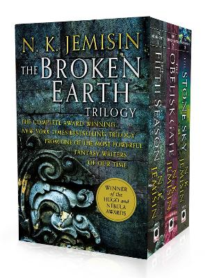 Broken Earth Trilogy: Box set edition