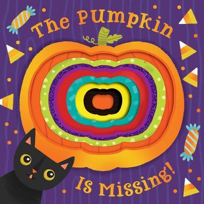 Pumpkin Is Missing! (Board Book with Die-Cut Reveals)