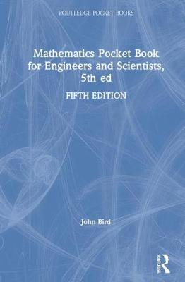Mathematics Pocket Book for Engineers and Scientists 5th New edition