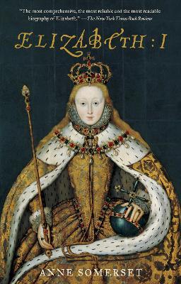 Elizabeth I REPRINT