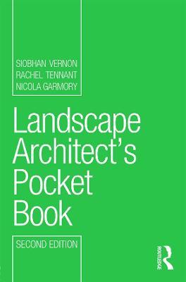 Landscape Architect's Pocket Book 2nd New edition