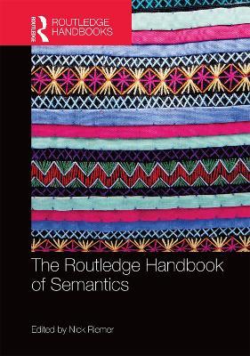 Routledge Handbook of Semantics