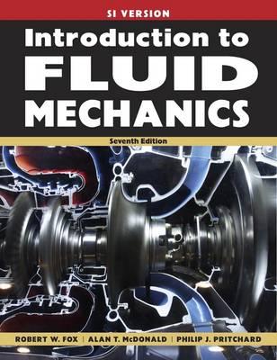 Introduction to Fluid Mechanics International student edition