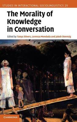 Morality of Knowledge in Conversation