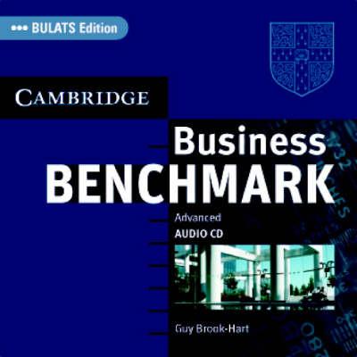 Business Benchmark Advanced Audio CD BULATS Edition Bulats
